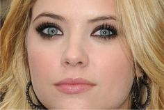 Maquiagem Makeup Ashley Benson - tudo make 10