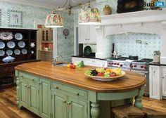 O projeto da cozinha moderna. PHOTO (1) (699x500, 842Kb)