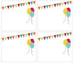 invitaciones fiestas, invitaciones cumpleaños