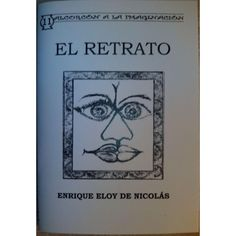 LIBRO EL RETRATO POR ENRIQUE ELOY DE NICOLÁS