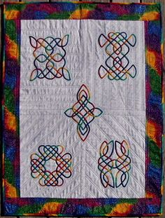 Celtic Knots...very nice designs...Not sure of who is the designer.