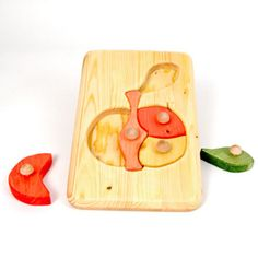 Apple Peg Puzzle   Puzzles   PUZZLES & GAMES   TheWoodenWagon
