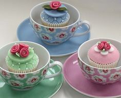 afternoon tea always reminds me of my Grandmother