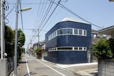 中薗哲也/ナフ・アーキテクト&デザイン Half & Half House http://www.kenchikukenken.co.jp/works/1354583434/802/