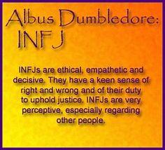 LOL I'm an INFJ Too! This makes me smile !