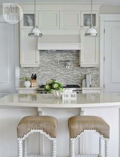 South Shore Decorating Blog: need to do this too! Love the nail head details ♡