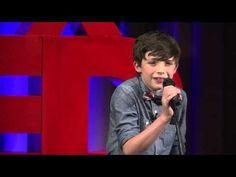 """The Path of Your Purpose - Aidan Cares   Aidan Thomas Hornaday   TEDxYouth@Cincinnati - YouTube. """"Kindness really really matters"""""""
