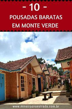 Selecionamos 10 pousadas baratas em Monte Verde, todas com café da manhã, estacionamento e wi-fi.