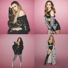 I already have thousandth photo on Little Mix noticeboard! Little Mix Style, Little Mix Girls, Little Mix Glory Days, Little Mix Photoshoot, Top Singer, Litte Mix, Concert Outfits, Wallpaper Space, Cameron Boyce