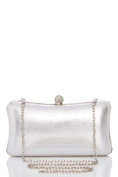 403bf977539b Quiz Diamanté Box Clutch Bag Uk Online