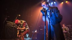 The Damned's Dave Vanian and Captain Sensible reflect on their 40-year career, from releasing the first punk single to gigging with Motörhead's Lemmy.