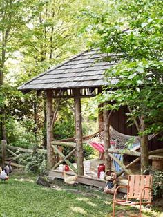 10 Irresistible Tricks: Backyard Garden On A Budget Patio Makeover backyard garden shed plants.Backyard Garden Party Receptions backyard garden shed landscaping.Backyard Garden Shed Landscaping. Outdoor Rooms, Outdoor Gardens, Outdoor Living, Outdoor Decor, Outdoor Sheds, Patio Design, Garden Design, Pawleys Island Hammock, Dream Garden