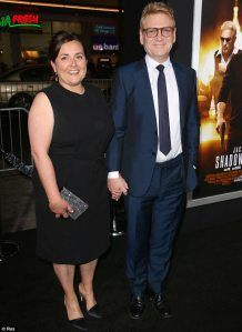 A Movie Premiere Where Most Everyone Looked Dreadful -> Kenneth Branagh & Lindsay Brunnock