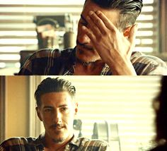 I am so in love with Duke Crocker it ain't even funny. It's kinda pathetic but I don't care...