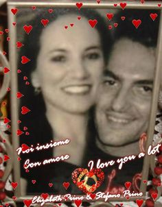 I LOVE YOU A LOT <3 LOVE OF MY LIFE STEFANO <3 MY HUSBAND <3 I LOVE YOU ALL WITH ALL OF ME <3 WITH LOTS OF LOVE <3 TI AMO TUTTO <3 MY HUSBAND <3 YOUR WIFE <3 FOR THE REST OF MY LIFE <3 TUA ELIZABETH PRINO <3 LOVE <3 LOVE <3 LOVE <3 LOVE <3 LOVE <3 NOI INSIEME <3 NOI INSIEME <3 NOI <3 NOI <3