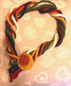 La Cesta dei lavori di LoredanaSi ricomincia col tricotin