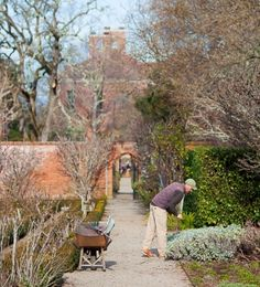 Filoli staff, volunteers ready gardens for opening day ... Find out more at http://www.filoli.org/