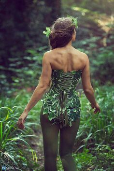 <3 costume mother nature