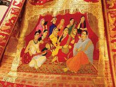 worlds most costliest saree