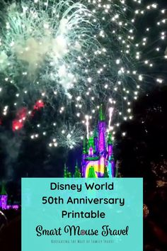 Use our free printable Disney World 50th anniversary bingo card to keep track of new decorations, fireworks, attractions and more! Disney World Florida, Bingo Cards, Christmas Tree, Christmas Ornaments, 50th Anniversary, Fireworks, Family Travel, Free Printables, Holiday Decor
