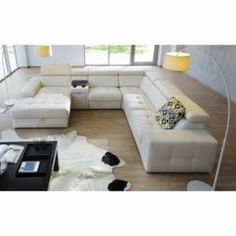 U-Shaped modern sleeper sofa Furniture, Furniture Store, Modern Sleeper Sofa, Storage Spaces, Sofa, U Shaped Sofa, Sleeper Sofa, Classic Sofa, Furniture For You