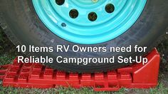 10 Items RV Owners need for Reliable Campground Connections - YouTube