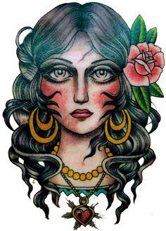 valerie vargas grosa -- wonderful tattoo artist!