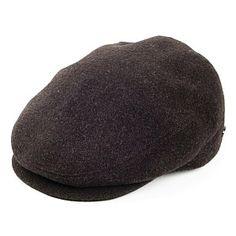 c1124024fac3b Bailey Hats Lord Flat Cap - Brown