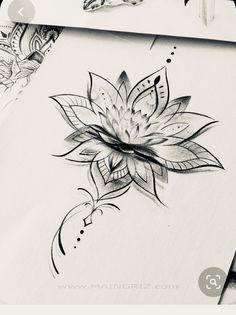 Tattoo Drawings, Body Art Tattoos, Hand Tattoos, Sleeve Tattoos, Sternum Tattoo, Mandala Tattoo, Gorgeous Tattoos, Unique Tattoos, Piercing Tattoo