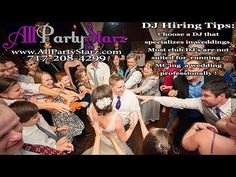 Affordable Wedding DJ in Reading - http://allpartystarz.com/inexpensive-wedding-dj-in-reading.html