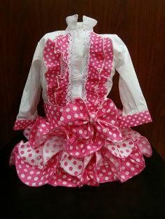 (16) vestidos de flamenca y ole¡¡¡¡