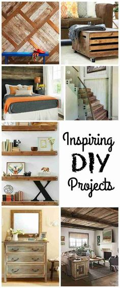 50+ Inspiring DIY Home Decor Projects and Ideas