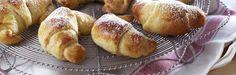 Myke vaniljehorn Pretzel Bites, Scandinavian, Bread, Baking, Food, Brot, Bakken, Essen, Meals