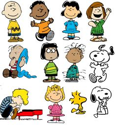 The Gang Contains 11 individual character files...and an additional snoopy dog file that totals 12 files!  Create your own scenes! Great for shirts, glass blocks, signs, Auto Decals....and so much more!!!  The possibilities are ENDLESS!  Each of the following files come in an INDIVIDUAL file with a