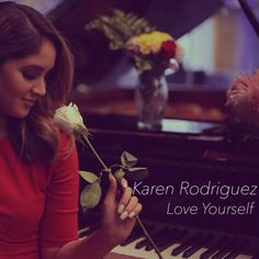 """My Spanish rendition of Justin Bieber's  """"Love Yourself"""" (Quiérete A Ti) Lyrical Adaptation Written by Karen Rodriguez Piano & Production: Luis Gomez Mixed & Edited: MOFFPIT"""