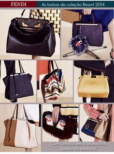 fendi bags / stylish