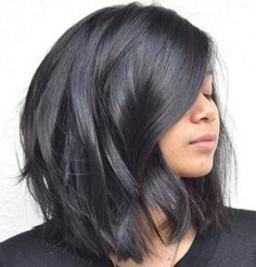Awesome lobs styling haircut 2