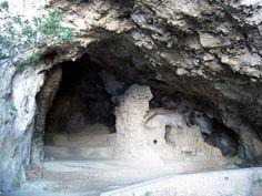 Capri: Grotta di Matermania (natural cavern; near Arco Naturale)