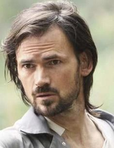 Jeremy Davies - He seems to like looking weird but he's actually pretty hot.