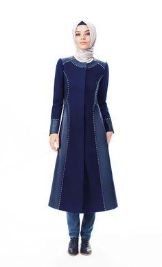 Ürün: G6506 Turkish Fashion, Islamic Fashion, Oriental Fashion, Muslim Fashion, Modest Fashion, Love Fashion, Fashion Outfits, Fashion Design, Muslim Dress