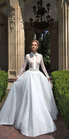 Ida Torez Wedding Dresses 2017 / http://www.deerpearlflowers.com/wedding-dresses-we-love-for-2017/2/