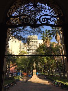 Praça Alfândega -Porto Alegre RS