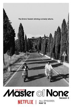 New trailer and posters for Master of None season 2