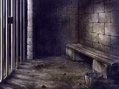 prison cartoon background Google Search Cenário anime