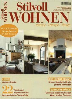 Living: Küchen Spezial. Gefunden In: Stilvoll Wohnen, Nr. 5/