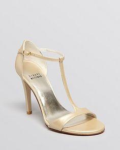 Stuart Weitzman Evening Sandals - Sinful High Heel   Bloomingdale's