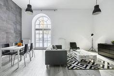 #lakberendezes #otthon #otthondekor #homedecor #homedesign #furnishings #design #furnishingideas #housedesign #decor #decoration #interiordesign #interiordecor #interiores #interiordesignideas #interiorarchitecture #interiordecorating #homedecoration #homedecorationideas #homedecorideas #monochromedesign #monochromelivingroom #monochromebedroom #monochromeinterior #monochromehome #monochromekitchen #blackandwhitedecor #blackandwhiteinterior Sofa Dining Table, Studio Lamp, Interior Design Boards, Modern Loft, Big Windows, Modern Interior, Interior Architecture, Monochrome Bedroom, Monochrome Interior