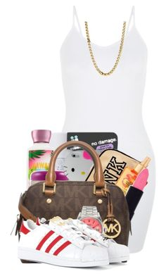 """"" by alexanderbianca ❤ liked on Polyvore featuring Rolex, adidas and Lauren Ralph Lauren"