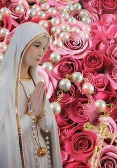 Prayer To Our Lady For Month Of May O Most August And Blessed Virgin Mary Holy Mother God Glorious Queen Heaven Earth