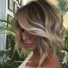Love her cut/color